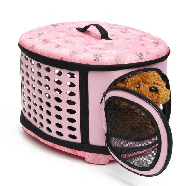 Round Shaped Breathable Pet Carrier