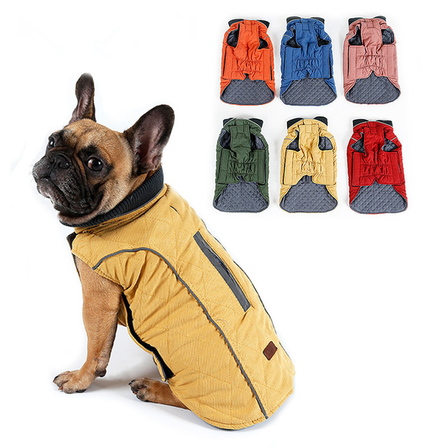 Fashion High Quality Water-Repellent Dog's Coat