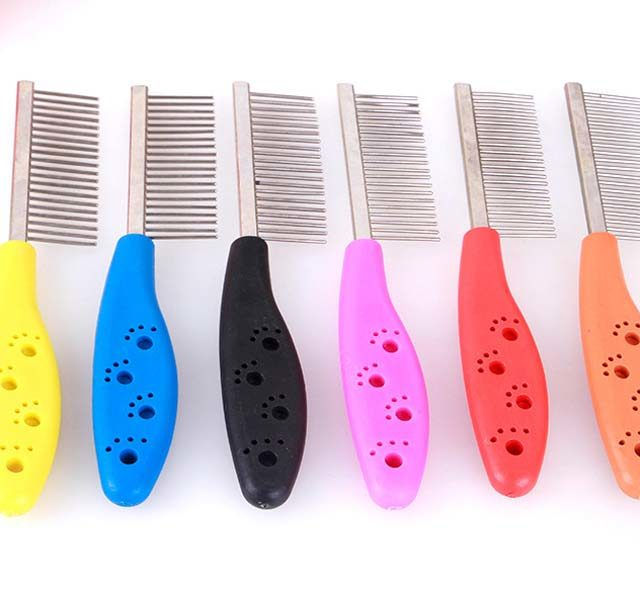 Stainless Steel Pet's Comb