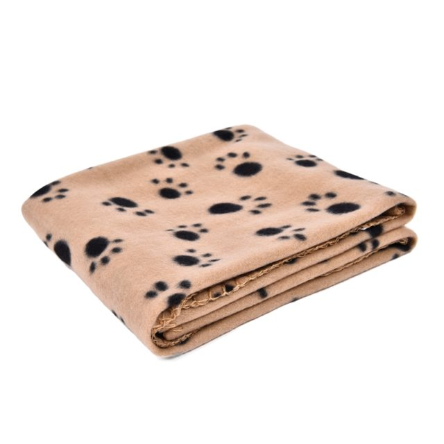 Printed Soft Fleece Towel