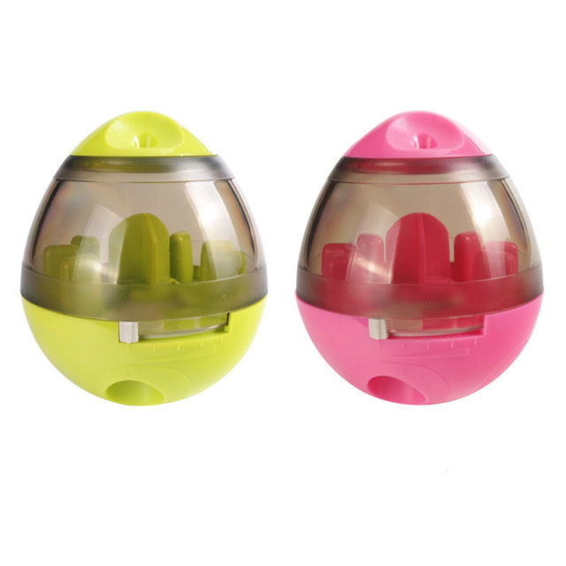 Removable Treats Dispenser Toy