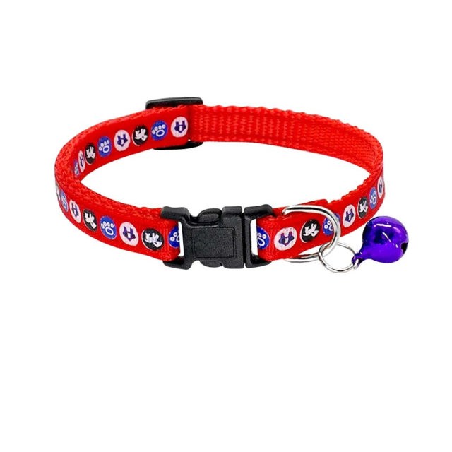 Anti-Flea Collar for Pet with Bell