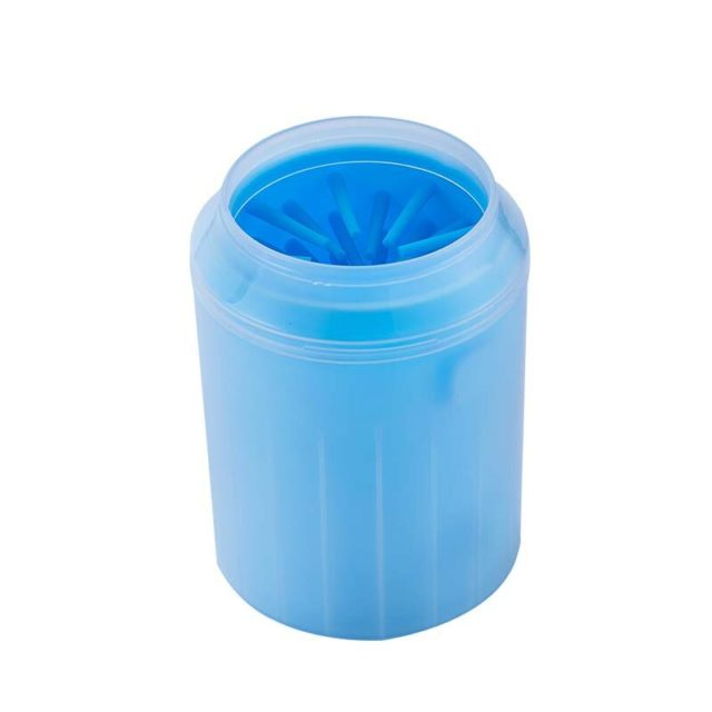 Silicone Solid Paw Cleaner