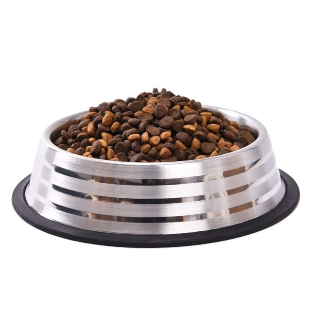 Stainless Steel Pet Bowl for Dogs