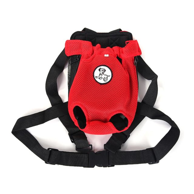 Pet's Classic Breathable Nylon Backpack