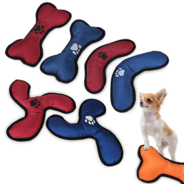 Pet Chewing Frisbee Toy