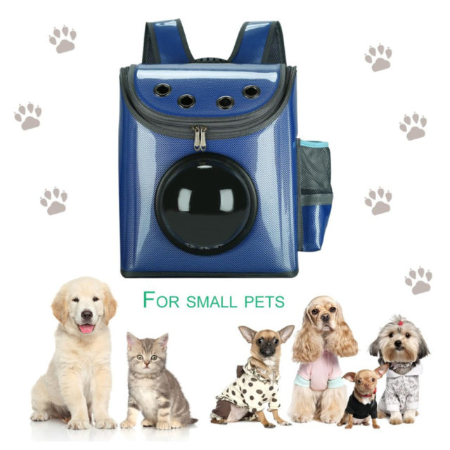 Pet's Breathable Small Backpack