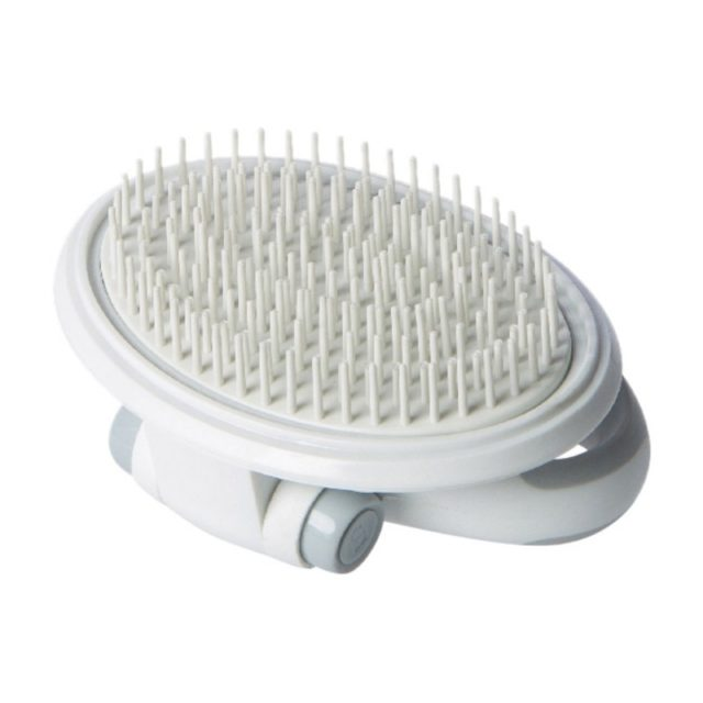 Dog's Plastic Cleaning Brush