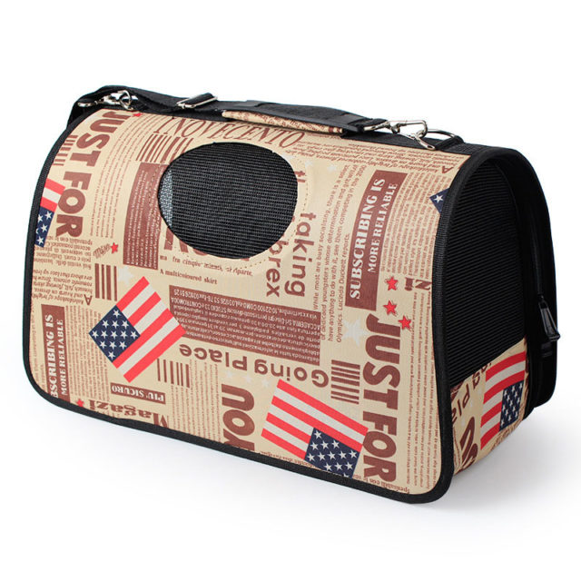 Outdoor Oxford Carrier Bag